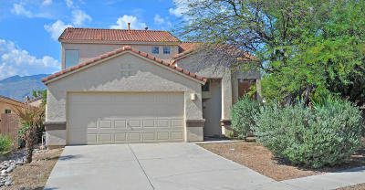 Single Family Home Active Contingent: 4939 N Sabino Gulch Court