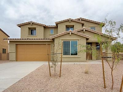 Marana Single Family Home For Sale: 12473 N Willowvale Drive N