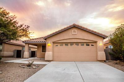 Tucson Single Family Home Active Contingent: 6537 E Stadium Parkway