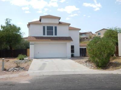 Catalina, Corona De Tucson, Green Valley, Marana, Oro Valley, Sahuarita, South Tucson, Tucson, Vail Single Family Home For Sale: 7202 S Avenida Del Nopal