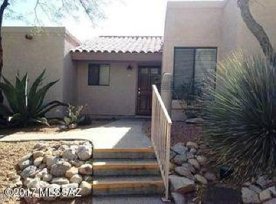 Tucson Single Family Home For Sale: 7601 N Calle Sin Envidia #32
