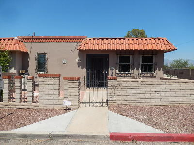 Single Family Home For Sale: 1214 S Camino Seco
