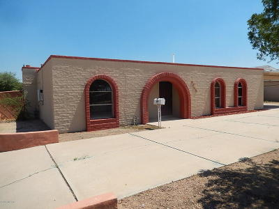 Tucson Single Family Home For Sale: 3245 S Kolb Road