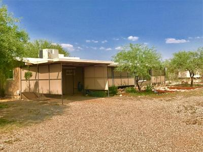Marana Single Family Home For Sale: 17602 W Babocomari Road