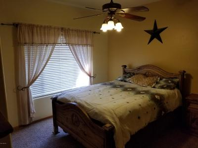 Willcox Single Family Home For Sale: 2747 N McAleb Avenue