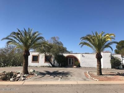Single Family Home For Sale: 3401 N Camino De Piedras