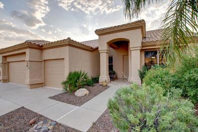 Oro Valley Single Family Home For Sale: 11127 N Divot Drive