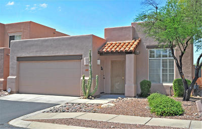 Tucson Single Family Home For Sale: 6575 N Calle Sin Nombre