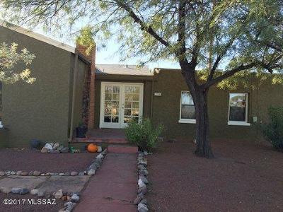 Single Family Home For Sale: 3502 E Willard Street