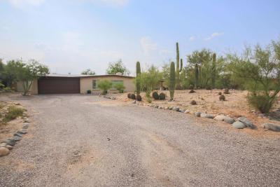 Single Family Home For Sale: 6401 N Pomona Road