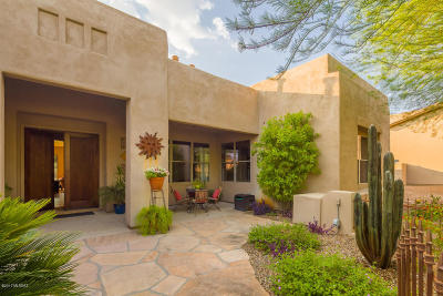 Oro Valley Single Family Home For Sale: 13811 N Javelina Springs Place