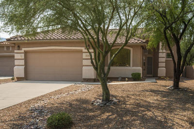 Oro Valley Single Family Home Active Contingent: 2368 Vistoso Village Place