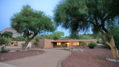 Oro Valley Single Family Home For Sale: 735 W Landoran Lane