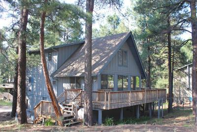 Flagstaff Single Family Home For Sale: 3408 Awatobi