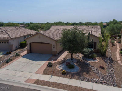Continental Ranch Sunflower Single Family Home For Sale: 9520 N Twinkling Shadows Way