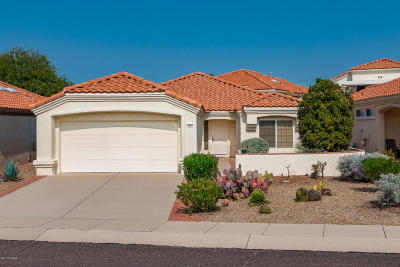 Oro Valley Single Family Home For Sale: 2291 E Gerbera Way