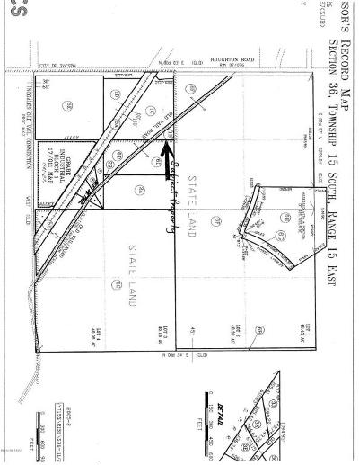Residential Lots & Land For Sale: 10500 Blk E Old Vail Road