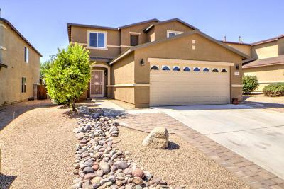 Sahuarita Single Family Home For Sale: 1241 W Camino Mesa Sonorense