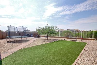 Single Family Home For Sale: 5618 S Morning Shadows Drive