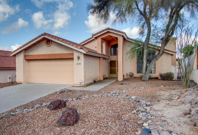 Oro Valley Single Family Home For Sale: 10483 N Autumn Hill Lane