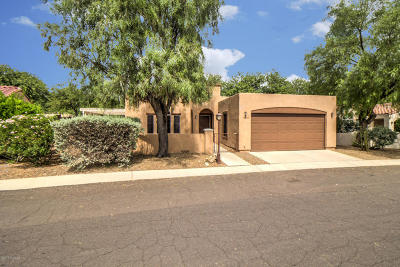 Sahuarita Single Family Home For Sale: 15950 S Via Puente Del Valle
