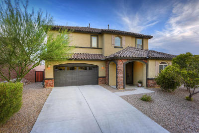 Marana Single Family Home For Sale: 5495 W Dry Creek Court