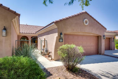 Single Family Home For Sale: 619 W Calle Montero