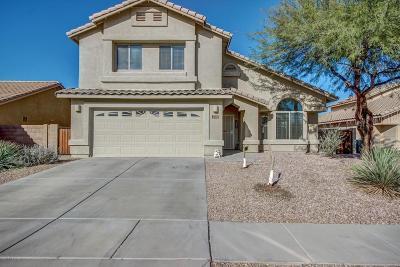 Single Family Home For Sale: 6604 S Cedar Vista
