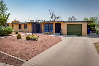 Tucson Single Family Home For Sale: 504 E Seneca Street