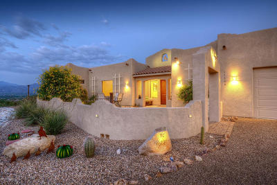 Tucson Single Family Home For Sale: 11330 E Broadway Boulevard
