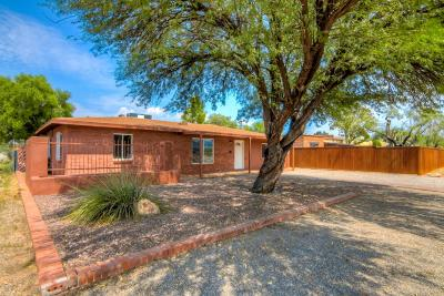 Tucson Residential Income For Sale: 831 E Hedrick Drive