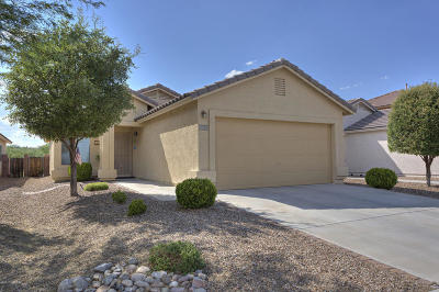 Green Valley Single Family Home Active Contingent: 18232 S Dusk View Drive