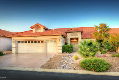 Saddlebrooke Single Family Home Active Contingent: 65470 E Rolling Hills Drive
