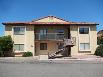 Corona De Tucson, Green Valley, Marana, Mt. Lemmon, Oro Valley, South Tucson, Tucson, Vail Condo For Sale: 2160 N Pantano Road #205