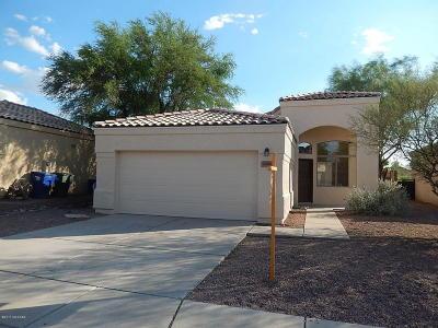 Tucson Single Family Home For Sale: 10248 E Calle Estrella Fugaz