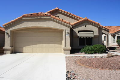 Oro Valley Single Family Home Active Contingent: 14239 N Trade Winds Way