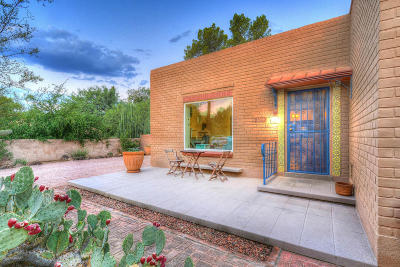 Tucson Single Family Home For Sale: 110 S Bryant Avenue