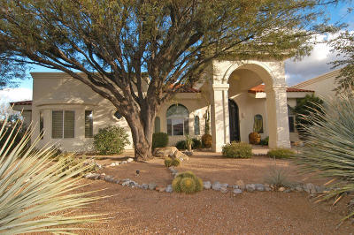 Single Family Home For Sale: 6140 N Paseo Zaldivar