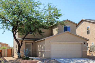 Sahuarita Single Family Home For Sale: 1077 W Camino Luna Llena