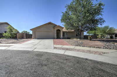 Single Family Home For Sale: 5473 W Fresnal Canyon Place