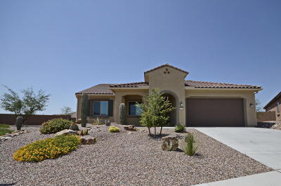 Marana Single Family Home For Sale: 14169 N Bright Angel Trail