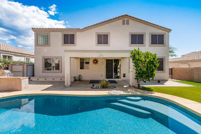 Oro Valley Single Family Home For Sale: 268 W Sacaton Canyon Drive