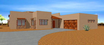 Tucson Single Family Home For Sale: 7556 N Westward Look Drive