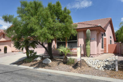 Tucson Single Family Home For Sale: 9930 N Outlaw Trail