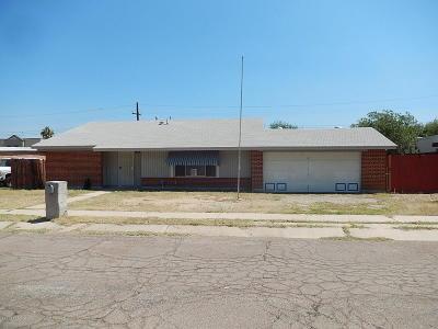 Tucson AZ Single Family Home Active Contingent: $123,000