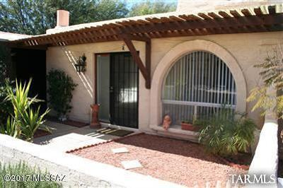 Tucson Single Family Home For Sale: 631 W Zia Drive