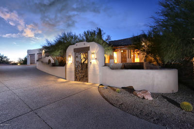 Tucson Single Family Home Active Contingent: 4690 S Manning Camp Court