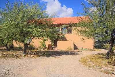Tucson Single Family Home For Sale: 5195 W Paseo Del Campo