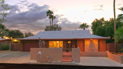 Tucson Single Family Home For Sale: 223 N Rojen Court