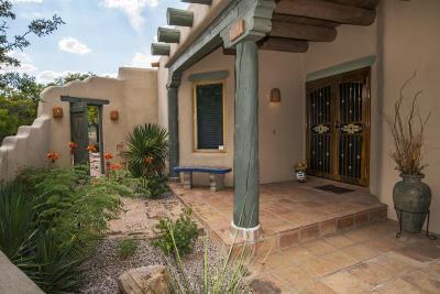 Tucson Single Family Home Active Contingent: 3371 Foxes Den Drive